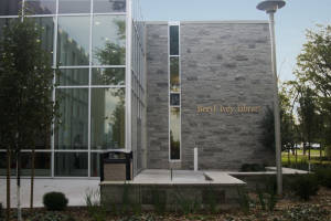 Brescia University College Beryl Ivey Library