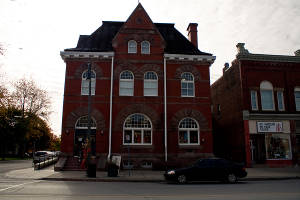 Petrolia Olde Post Office Restoration