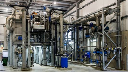 Grand Bend Wastewater Treatment Facility