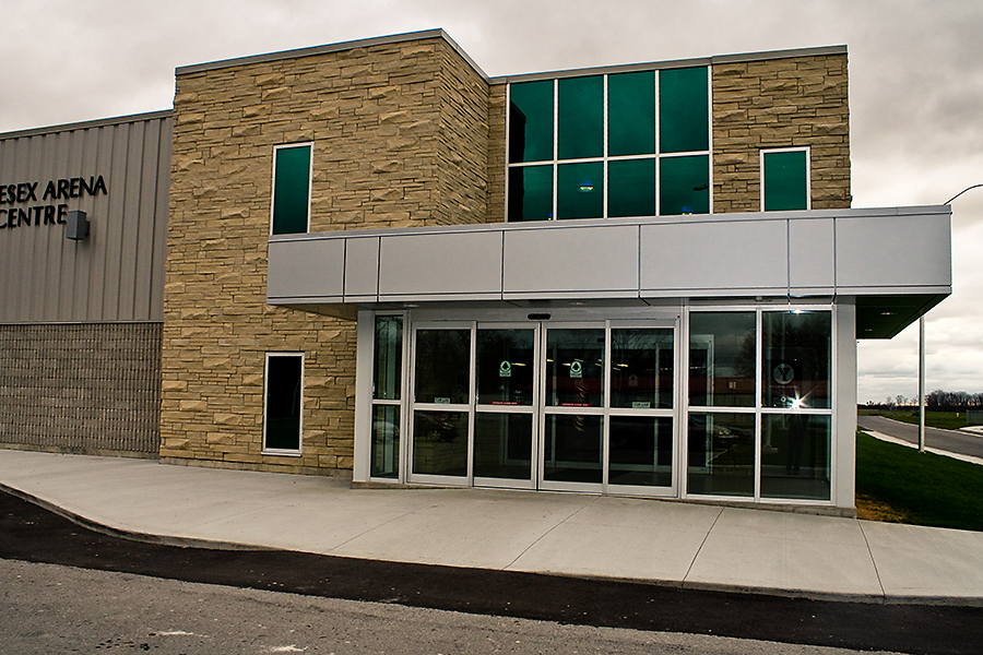 North Middlesex Arena Expansion