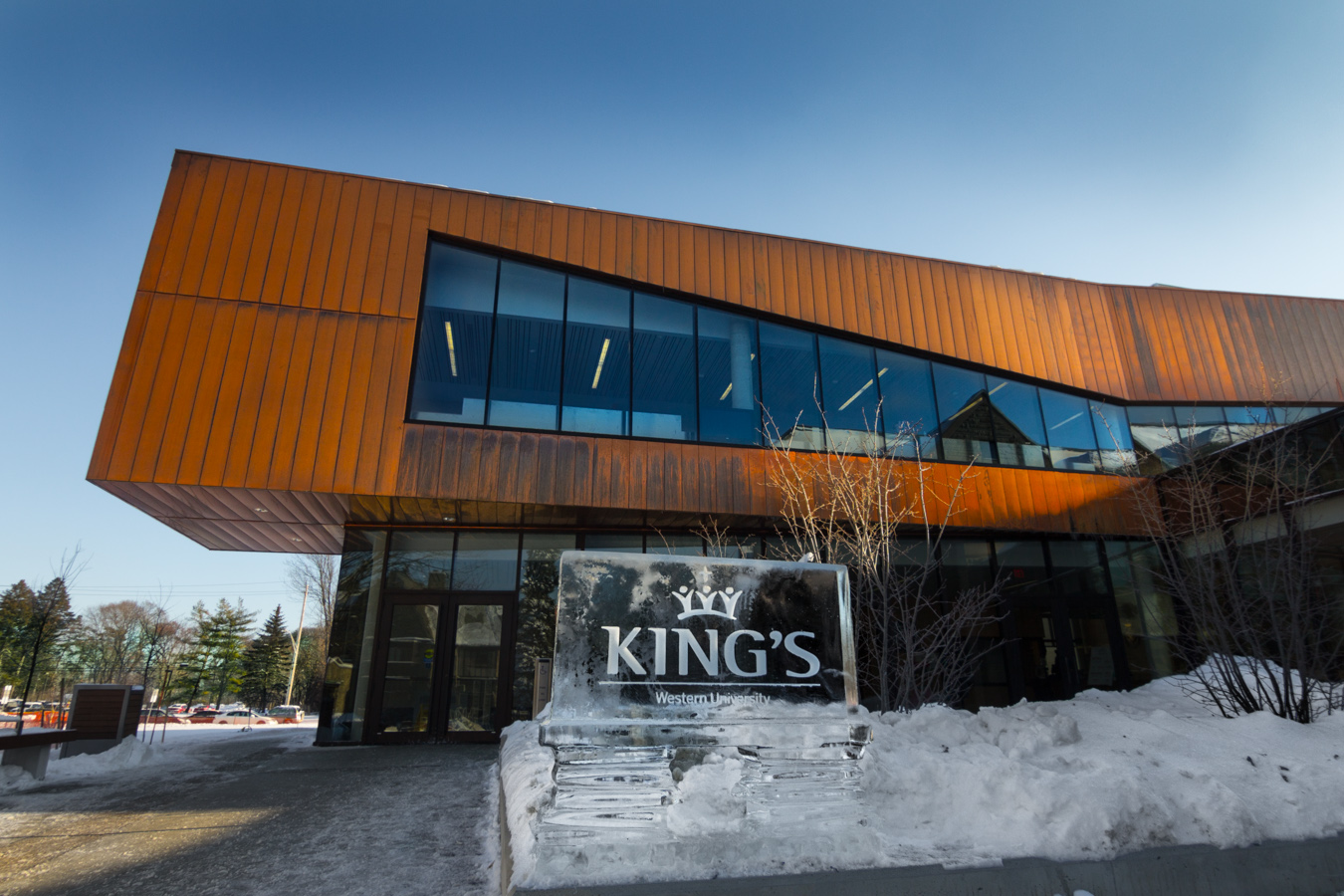 Kings University College Student Life Centre