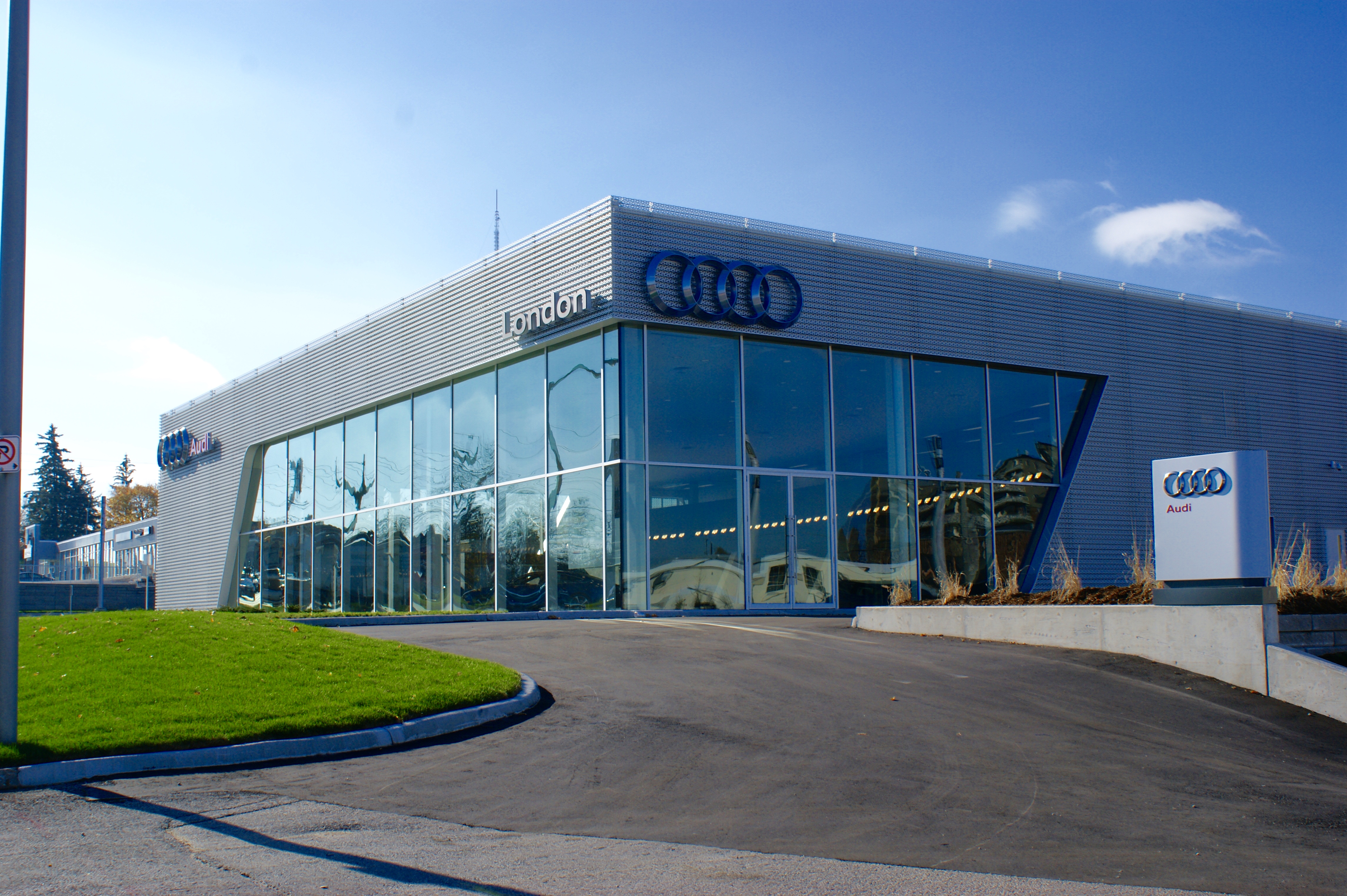 Audi London
